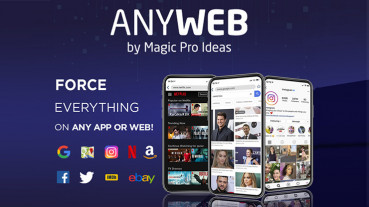 AnyWeb by Magic Pro Ideas - Forcieren im Web - Vorhersagetrick