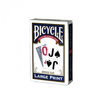 Bicycle Bridge Size - Blau - Large Print