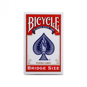 Bicycle Bridge Size - Rot