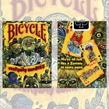 Bicycle Everyday Zombie Deck