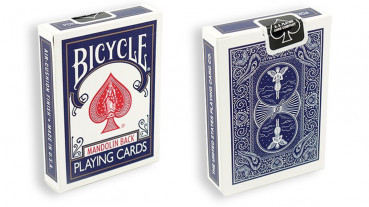 Bicycle Mandolin 809 Deck - Blau
