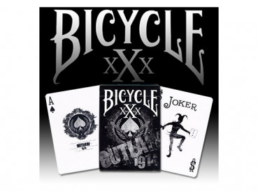 Bicycle Outlaw 1914 xXx - Pokerdeck