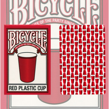 Red Plastic Cup Deck
