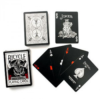 Black Tigers Red - Bicycle - Pokerdeck