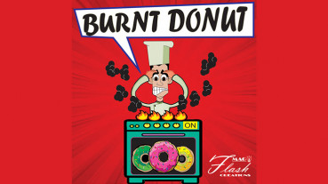 BURNT DONUTS by Mago Flash - Comedy und Kinderzauberei