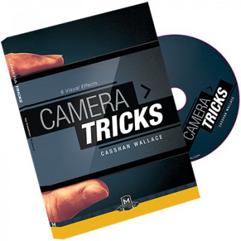 Camera Tricks - DVD und Gimmicks - Casshan Wallace