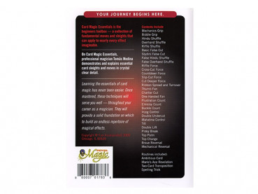 Card Magic Essentials DVD - Kartentricks