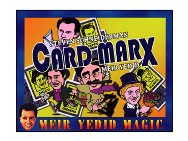 Card Marx by Meir Yedid Magic