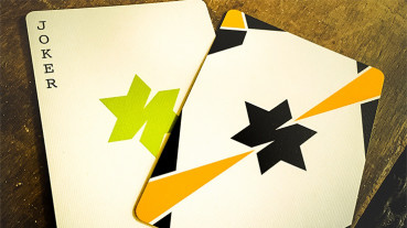 Cardistry Shuriken Playing Cards - Pokerdeck