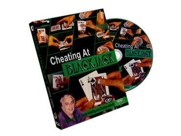 Cheating at Blackjack DVD (Schummeln beim Blackjack) by George Joseph