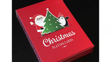 Christmas Playing Cards - Spielkarten Weihnachten - Pokerdeck
