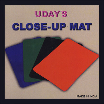 Close Up Matte - Schwarz - Extra dünn - Closeup Pad by Uday