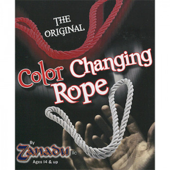 Color Changing Rope by Zanadu - Seiltrick
