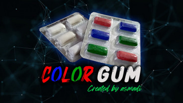 Color Gum by Asmadi - Video - DOWNLOAD