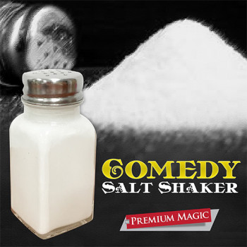 Quietschender Salzstreuer - Comedy Salt Shaker by Premium Magic