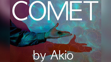 COMET by Akio - Video - DOWNLOAD