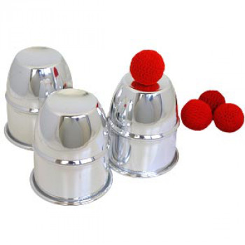Cups and Balls - Aluminium - Di Fatta