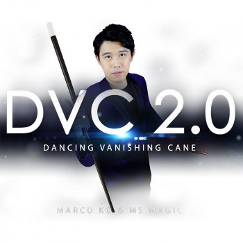 D.V.C. 2.0 by MS Magic & Marco Ko - Dancing Cane - Vanishing and Color Change