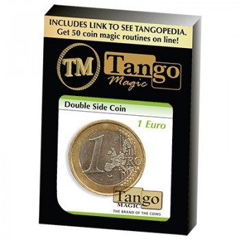 Doppelseitige Münze - 1 Euro - Double Sided Coin by Tango