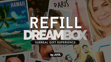 DREAM BOX (Giveaway, Refill) by JOTA - Ersatz
