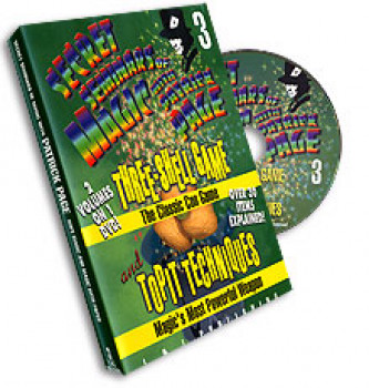 3-Shell Game/Topit Vol 3 by Patrick Page - Video - DOWNLOAD