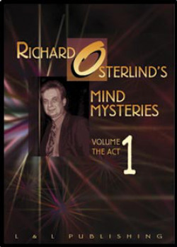 Mind Mysteries Vol 1 (The Act) by Richard Osterlind - Video - DOWNLOAD