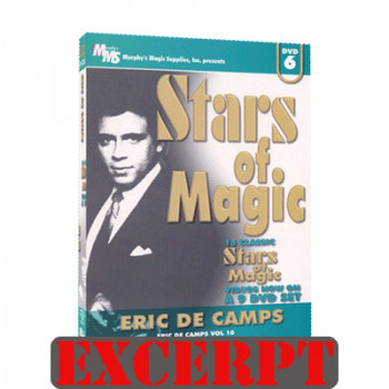 Card In Wallet Routine - Video - DOWNLOAD (Excerpt of Stars Of Magic #6 (Eric DeCamps) - DVD)