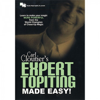 Expert Topiting Made Easy by Carl Cloutier - Video - DOWNLOAD