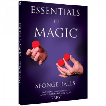 Essentials in Magic Sponge Balls - English - Video - DOWNLOAD