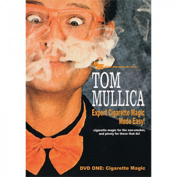 Expert Cigarette Magic Made Easy - Vol.1 by Tom Mullica - Video - DOWNLOAD
