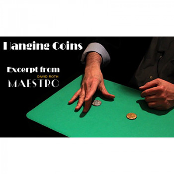 Hanging Coins EXCERPT from Maestro by David Roth & The Blue Crown - DOWNLOAD