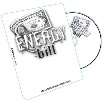 Energy Bill by Andrew Gerard - DVD