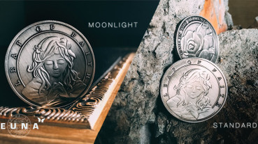 Euna Dollar 3er Set - Speed Coins - Untained Edition - Dollar Size