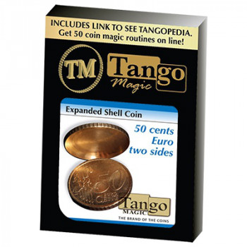 Expanded Shell Two Sides - 50 Cent Euro - Tango