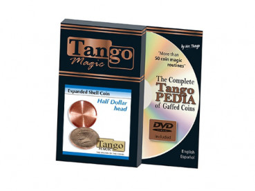 Expanded Shell Half Dollar Kopf by Tango