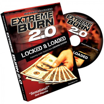 Extreme Burn 2.0: Locked and Loaded by Richard Sanders - Zaubertrick