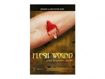 Flesh Wound & DVD - by Magic Smith
