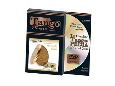 Flipper Coin 50 Cent Euro by Tango