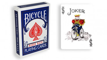 Force Deck - Blau - Joker Farbe - Bicycle Forcierspiel - Forcing Cards - Forcierkarten