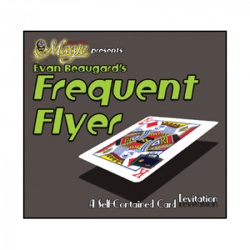 Frequent Flyer by Evan Beaugard - Zaubertrick
