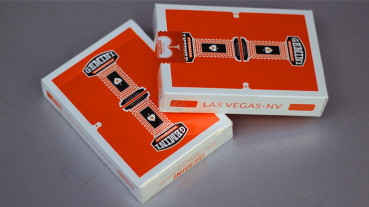 Gemini Casino Orange by Toomas Pintson - Pokerdeck