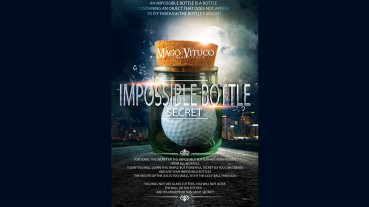 Impossible Bottle Secret by Mago Vituco - Video - DOWNLOAD