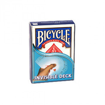 Invisible Deck Bicycle by Di Fatta - Blau - Zaubertrick