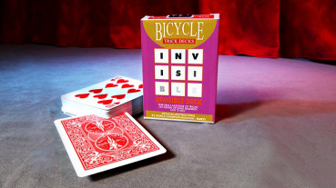 Invisible Deck Bicycle - Kartentrick