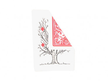 Jumbo Gaff Card - (Tree of Diamonds) - Bicycle