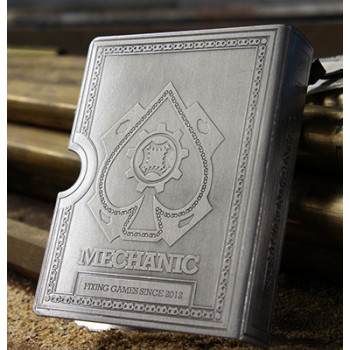 Kartenklammer - Card Guard Heavy by Mechanic Industries