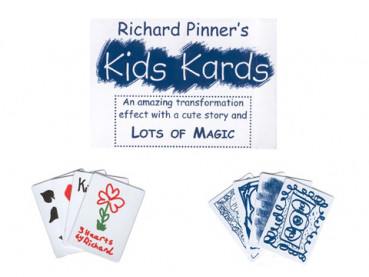 Kids Kards - by Richard Pinner