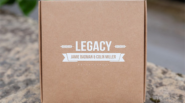 Legacy V2 by Jamie Badman and Colin Miller - Zaubertrick