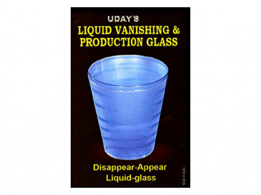 Liquid Vanishing and Production Glass