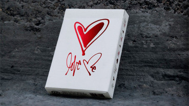 Love Me Playing Cards by Theory 11 - Pokerdeck